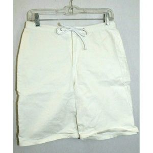 Vintage Tommy Hilfiger Jean Shorts White Sports